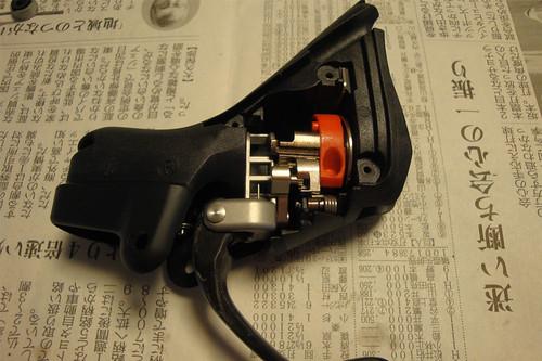 Sram Doubletap lever dismantle 33
