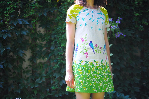 Built by Wendy + Echino dress