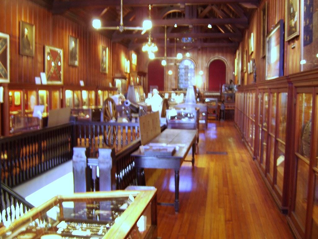 Civil War Museum, New Orleans, LA
