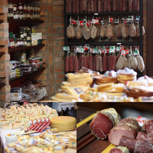 Cheeses and Cured Meat