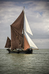Marjorie (stocks photography) Tags: sea seaside sailing stocks sail marjorie whitstable barge faversham hernebay swale reculver stocksphotography swalesmackandbargematch