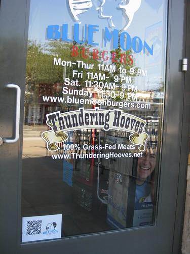 QR code Blue Moon Burgers Fremont Front Door