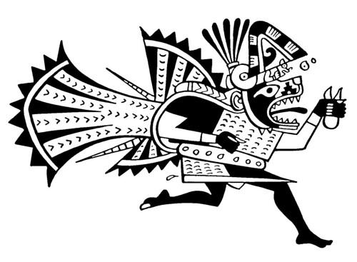 Mesoamerican glyph