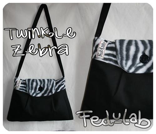 twinkle zebra