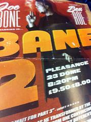 Bane 2, Edinburgh Festival Fringe promo