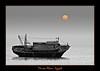 Lever de soleil sur l' épave de Marsa Alam, Egypte mer rouge (franchab) Tags: red sea redsea egypte marsa alam épave chalutier wwwfranchabphotographefr