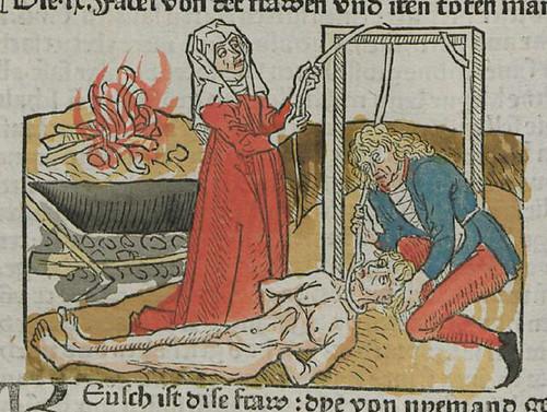 mulier et maritus mortuus