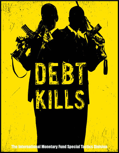 IMF - Debt kills