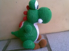 Free Yoshi Egg Crochet Pattern : The Worlds Best Photos of crochet and yoshi - Flickr Hive ...