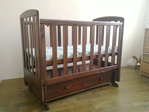 Кроватка для маленькой