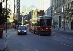Toronto Transit LRV (Sten Parker) Tags: toronto ontario canada ttc lightrail