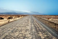 desert road (Adriano Rossi) Tags: road strada desert fuerteventura spagna pictureperfect deserto sabbia penisola canarie isole polarizzatore mywinners flickraward nikonflickraward jandìa flickrunitedaward flickraward5 flickrawardgallery