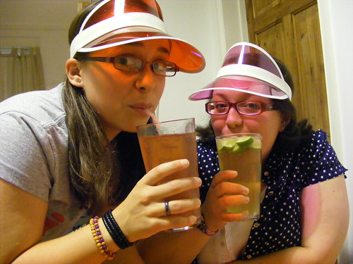 Shandy cocktails fun