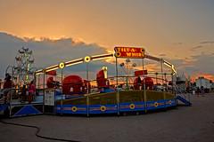 (Hilary (curioush)) Tags: carnival sky wheel clouds ride fair ferris kansas tiltawhirl midway stocktonks rookscountyfreefair