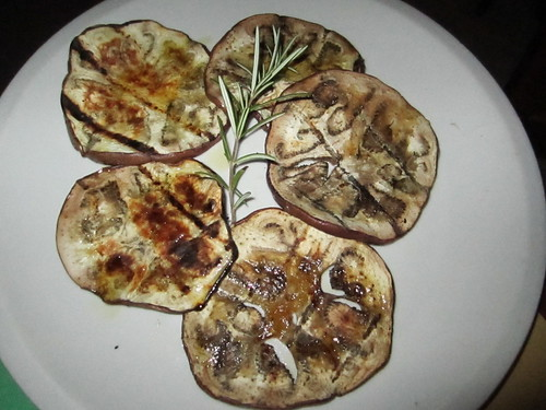 Grilled Eggplant