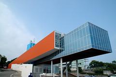 高知県立坂本龍馬記念館 外観