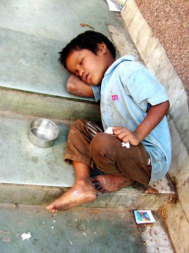 Poverty by Santosh Kumar GM, on Flickr