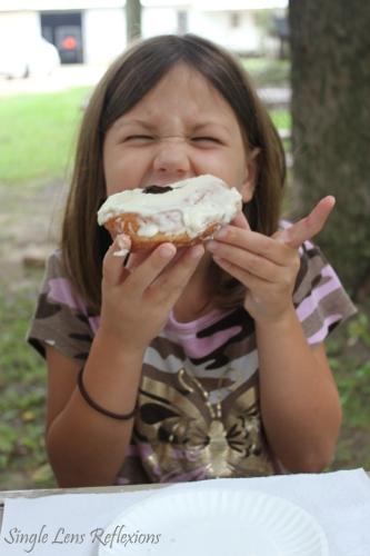 Donut Girl #2