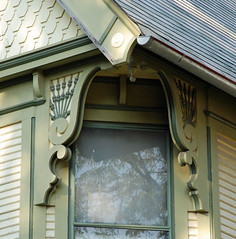 detail of Berwyn home (ihynz7) Tags: house architecture illinois victorian berwyn georgefbarber