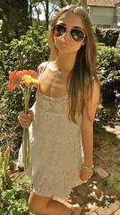Garnis Boutique Nude Lace Dress Brisbane Threads