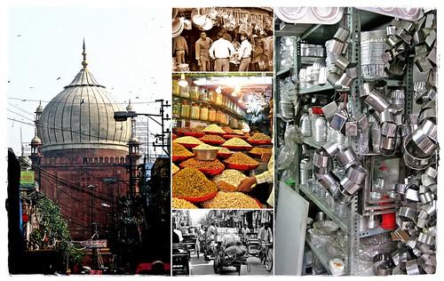 Bakeware in Old Delhi