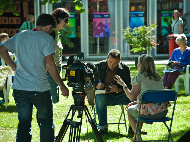 Interviewing Christos Tsiolkas