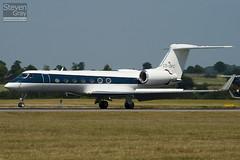 CS-DKC - 5057 - Netjets Europe - Gulfstream G550 - Luton - 100628 - Steven Gray - IMG_5985