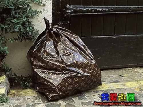 LV垃圾袋