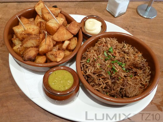 La Cantina - Patatas bravas