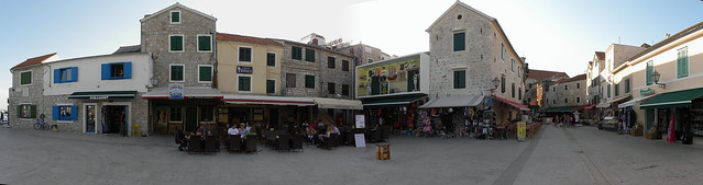 Panorama of Vodice