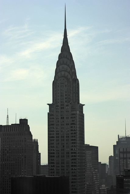 Chrysler Building, by MacDara on Flickr.