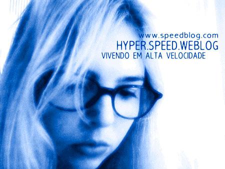 SpeedBlog: capa/cover #15