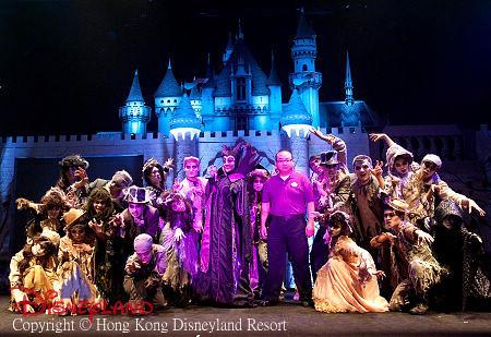 [Hong Kong Disneyland] Disney's Haunted Halloween (depuis 2007) - Page 3 4925738357_72decdaa83