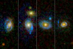 Anillos alrededor de galaxias