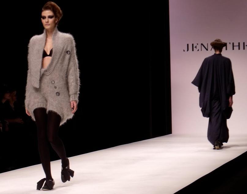 knit romper Jena Theo FW 2010 3