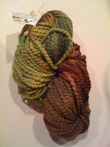 Almost Canada yarn