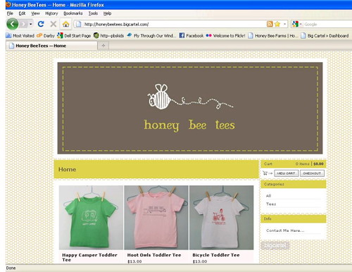 honeybeetees