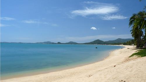 Koh samui Maenam Beach サムイ島 メナムビーチ1