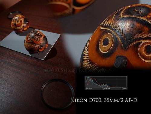 FF & 4/3 -  Nikon