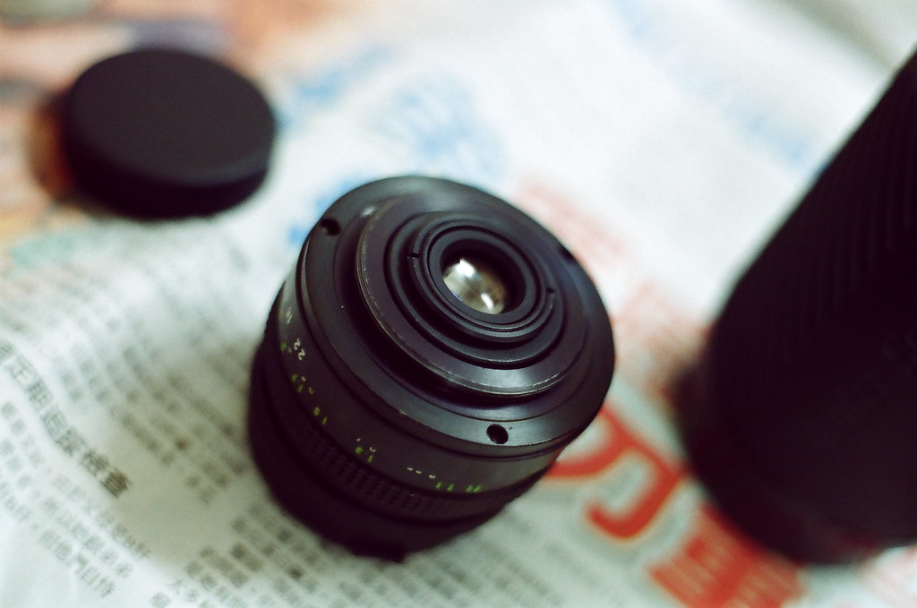 pentacon 35mm/3.5