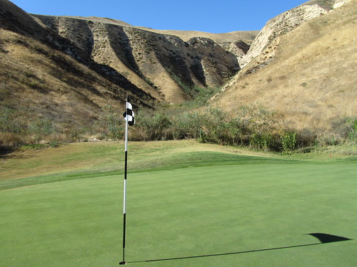 Lost Canyons golf review - Sky course - Simi Valley, CA