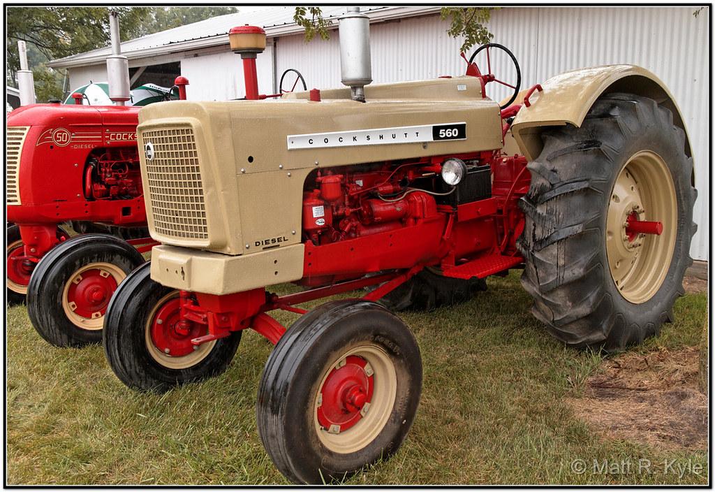 1959 Cockshutt 560 Diesel