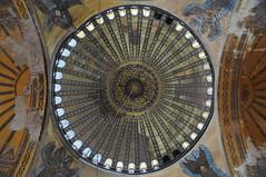 Eye (~Maninas) Tags: eye architecture turkey circle istanbul cupola byzantine 2010 ayasofya haghiasophia maninas d5000 july2010