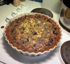 Not your mother's black currant pie (villoks) Tags: tag3 taggedout pie blog tag2 tag1 blackcurrant piirakka mustaherukka canon5dmkii