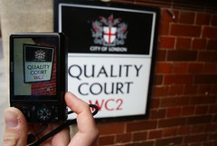 Quality Court! (Georgehopkins) Tags: uk england london lens britain sony a200 1118mm