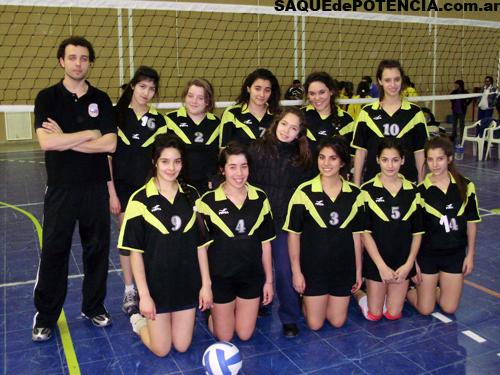 Rada Tilly campeón Sub 16 femenino