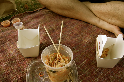 thai in the park