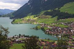 Lungerer See, Switzerland