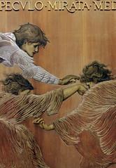Part of Perseus and the Graiae - Edward Burne-Jones, 1875-78 (Kotomi_) Tags: museum wales painting cardiff preraphaelite burnejones nationalmuseumcardiff