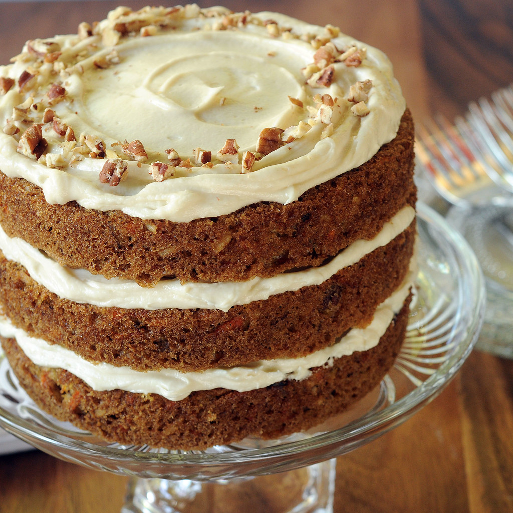 A Birthday and a Carrot Cake